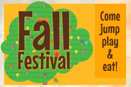 Fall Festival - Friday October 25th - 5-8pm